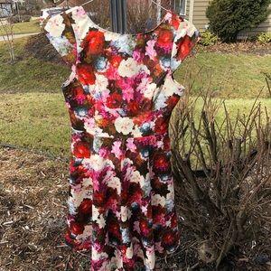 Kaya & Sloan new dress floral